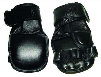 Boks rukavice kakuto crne L