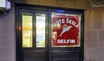"""Auto Škola """"DELFIN"""""""
