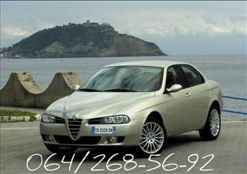 Alfa Romeo 156 POLOVNI DELOVI