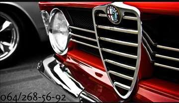 Alfa Romeo MOTORI I DELOVI MOTORA