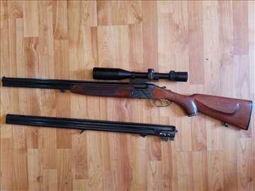 Kombinovana puška ČZ Uherski Brod Mod 586-13