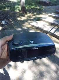 Philips radio sat budilnik
