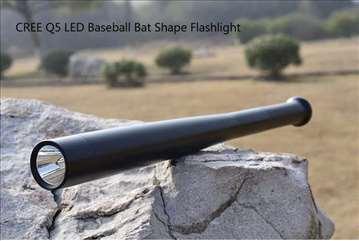 Baterijska Cree Led lampa/bejzbol