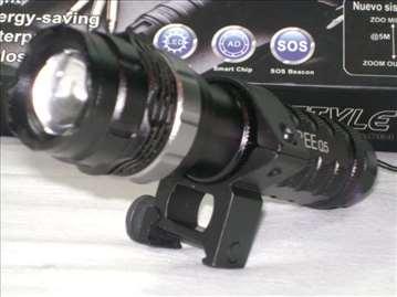 Baterijska Lampa Power Style Cree 7000W