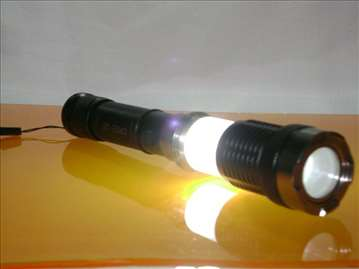 Fenjer - baterijska lampa Police 20000W