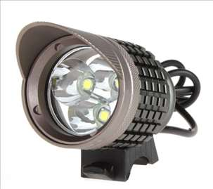 Lampa za Bicikl Cree LED sa 3 XML-T6