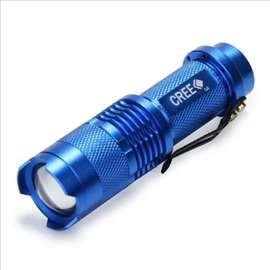 Mini Led lampa Police 25000W