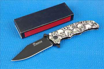 Nož Boker Skull automatik