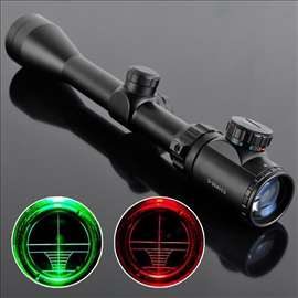 Optika Bushnell 3-9x40 EG