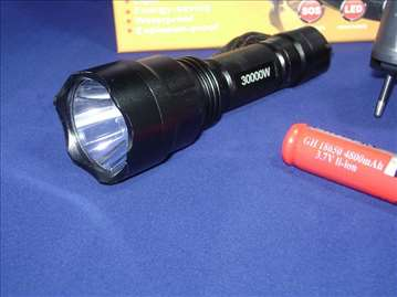 Police C8 30000W Cree Led lampa