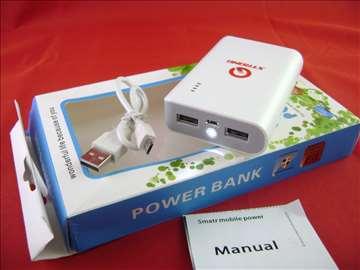 Power bank 8400mAh-eksterna baterija