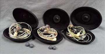 3 (tri) para Shure SE425 slušalica