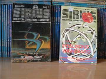 Sirius komplet prodajem