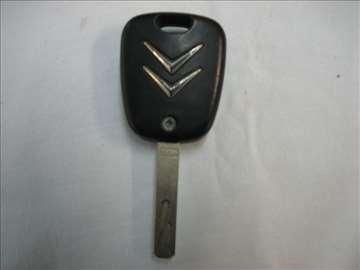 Citroen C3 kljucevi