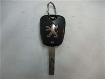 Peugeot 307 kljucevi