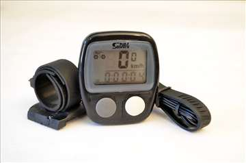 Digitalni brzinomer za bicikl