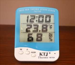 Digitalni merač temperature i vlažnosti