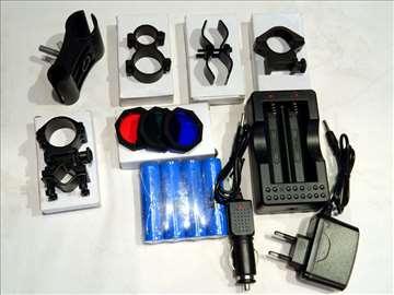 Oprema za sve vrste CREE-LED lampi
