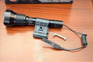 Police LED XML-T6 35000 W lovački komplet