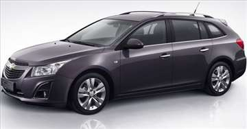 Rent A Car - Martello - Chevrolet Cruze Karavan