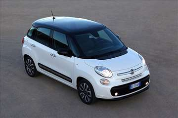 Rent A Car - Martello Plus - Fiat 500L