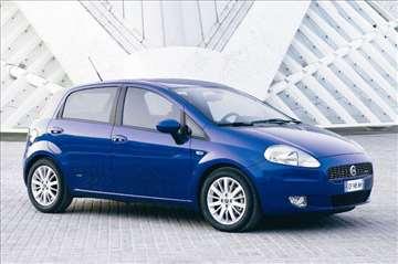 Rent A Car - Martello Plus - Fiat Grande Punto