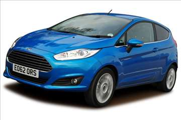Rent A Car - Martello Plus - Ford Fiesta