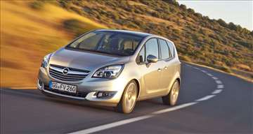 Rent A Car - Martello Plus - Opel Meriva