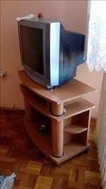 Stočić za TV, hitna prodaja