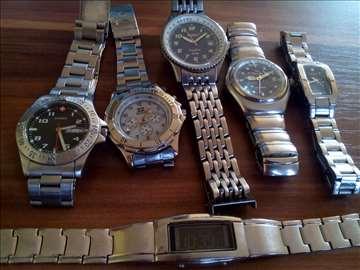 Prodajem muške ručne švajcarske satove