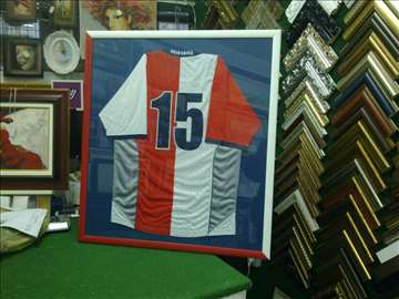 Uramljivanje sportskih dresova 6