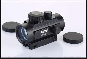 Bushnell optika 1 x 40mm - Red Green Dot