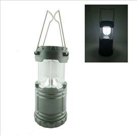 LED Kamping lampa-fenjer