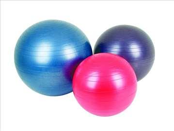 Lopta za vežbanje, fitnes