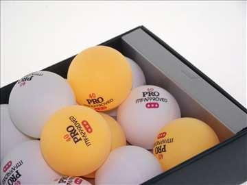 Loptice za stoni tenis 60 komada