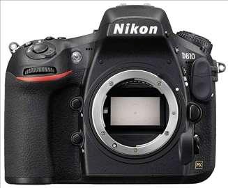 Prodajem Nikon D810