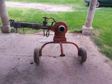 Pumpa za zalivanje tla