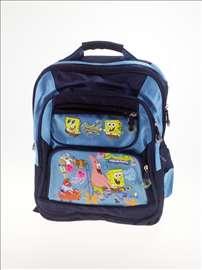Školska torba model br. 19 - Sunđer Bob