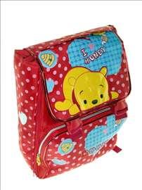 Školski ranac model br. 11 - Winnie Pooh