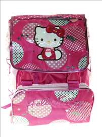 Školski ranac model br. 13 - Hello Kitty