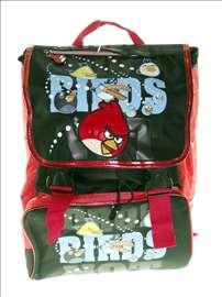 Školski ranac model br. 8 - Angry Birds