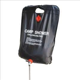 Solarna kamperska vreća za tuširanje 20 L