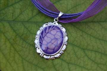 Violet secret medaljon