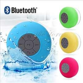Vodootporni Bluetooth zvučnik u više boja