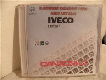 CD za kamion Iveco.Cene Daily,Eurocargo,Eurotraker