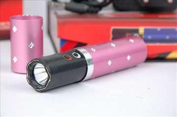 Elektrošoker Karmin sa LED lampom model 1202