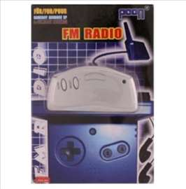 Game Boy Advance SP Fm radio