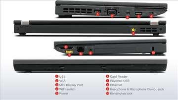 Lenovo Thinkpad X230 i5 , 12.5` Ultraportable