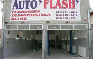 Flash Auto servis klime