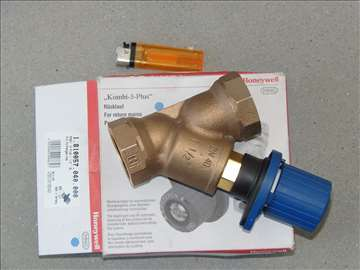 "Balansni ventil 1 1/2"" Honeywell"